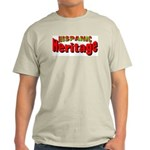 Hispanic Heritage Ash Grey T-Shirt