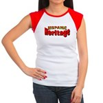 Hispanic Heritage Women's Cap Sleeve T-Shirt