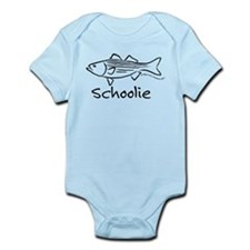 Schoolie Infant Bodysuit