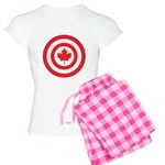 Captain Canada Women's Light Pajamas