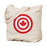 Captain Canada Tote Bag