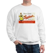Czech Beer Label 8 Sweatshirt