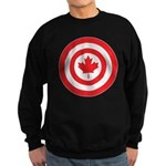 Captain Canada Sweatshirt (dark)