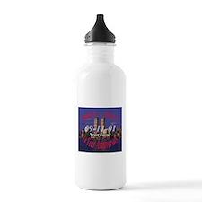 911 10 year anniversary Water Bottle