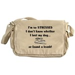 I'm So Stressed Messenger Bag