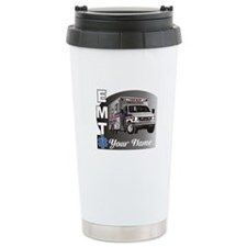Custom Personalized EMT Travel Mug