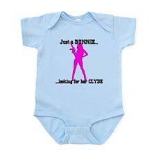 Cute Bank robbers Infant Bodysuit