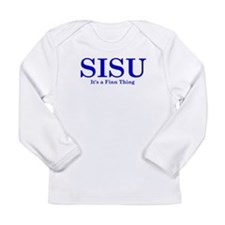 Sisu Long Sleeve Infant T-Shirt