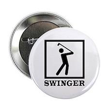 """'Swinger' 2.25"""" Button (10 pack)"""