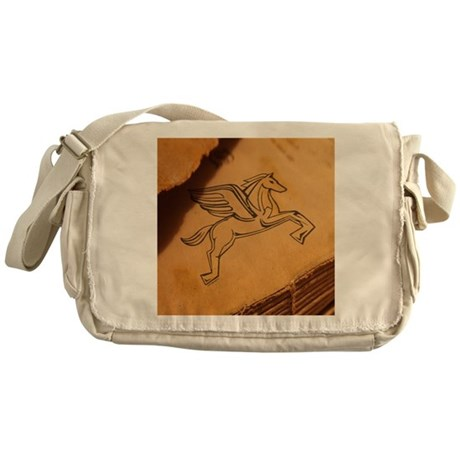 Chasing Pegasus Messenger Bag