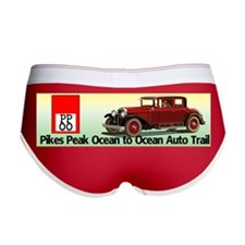 Cute Pikes peak Women's Boy Brief