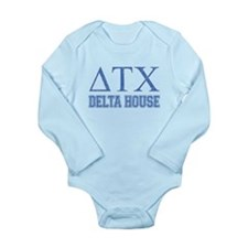 AH: Delta2 Long Sleeve Infant Bodysuit