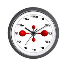 Elements Wall Clock