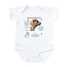 SharPei 1 Infant Creeper
