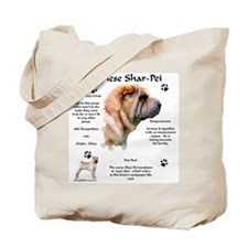 SharPei 1 Tote Bag