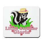 Little Stinker Gloria Mousepad