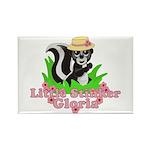 Little Stinker Gloria Rectangle Magnet (10 pack)