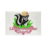 Little Stinker Gloria Rectangle Magnet (100 pack)