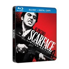 Scarface Limited Edition Blue-ray