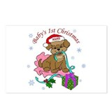 Baby's 1st Christmas 2012 Postcards (Package of 8)