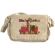 Kindergarten Teacher Messenger Bag