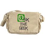 @sk the Geek Messenger Bag