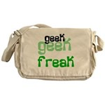 Geek FREAK Messenger Bag