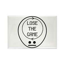 Game Rectangle Magnet (10 pack)