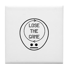Game Tile Coaster
