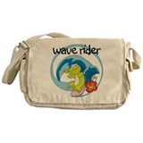 Wave Rider Messenger Bag