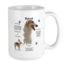 Borzoi 1 Coffee Mug