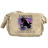 Capricorn the Goat Messenger Bag