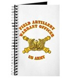 Artillery - Warrant Officer Journal