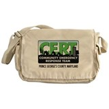 Pg CERT Messenger Bag