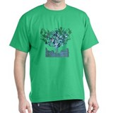 Acoustic Guitar Tree T-Shirt