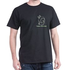 team-rocket-no-streamate-inverted-green T-Shirt