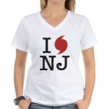Hurricane Sandy New Jersey Shirt