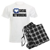 Social Networking pajamas