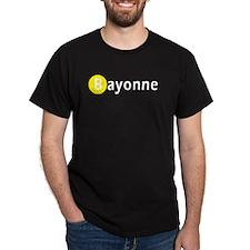 Bayonne in Black Black T-Shirt