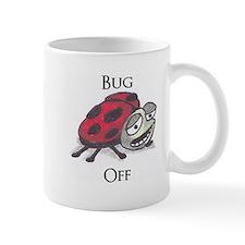 Bug Off Lady Bug Coffee Mug