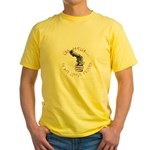 Scareface Movie Quote with Gu Yellow T-Shirt