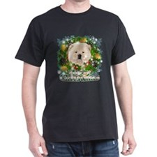 Merry Christmas Chow Chow T-Shirt