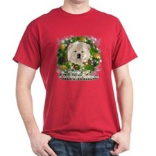 Merry Christmas Chow Chow T-Shirt