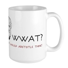 What Would Aristotle Think? Mug