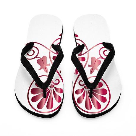 brighton flip flops brighton flip flops sandals cafepress. Black Bedroom Furniture Sets. Home Design Ideas