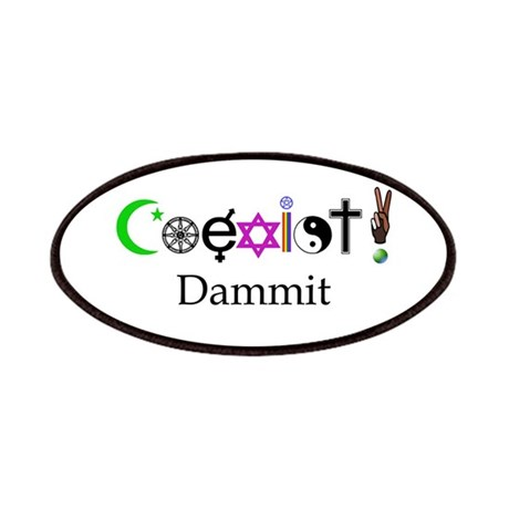 Coexist Dammit! 2 Patches