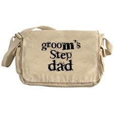 Groom's Step Dad Messenger Bag