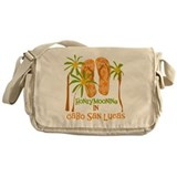 Honeymoon Cabo San Lucas Messenger Bag