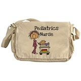 Pediatrics Nurse Messenger Bag
