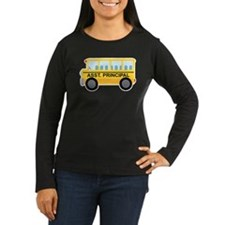 Assistant Principal School Bus T-Shirt